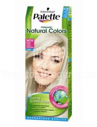 Palette Permanent Natural Colors 219 Szuper Hamvasszőke