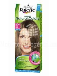 Palette Permanent Natural Colors 400 Középszőke