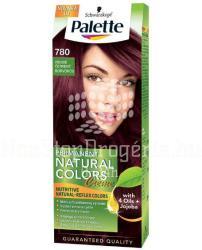 Palette Permanent Natural Colors 780 Borvörös