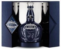 CHIVAS REGAL 21 Years Royal Salute Diamond Jubilee Whiskey 0,7L 40%