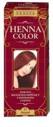 Henna Color 11 Burgundi Vörös Hajfesték 75ml