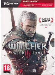CD Projekt RED The Witcher III Wild Hunt [Day One Edition] (PC)