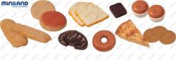 Miniland Sütemény készlet 15 db-os (30583)
