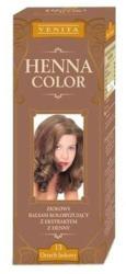 Henna Color 13 Mogyoróbarna Hajfesték 75ml