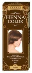 Henna Color 14 Gesztenyebarna Hajfesték 75ml