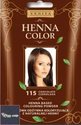 Henna Color 115 Csokoládé Barna Hajszínezőpor 25g
