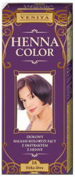 Henna Color 16 Vadszilva Hajfesték 75ml