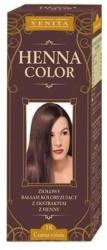 Henna Color 18 Fekete Meggy Hajfesték 75ml