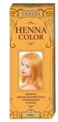 Henna Color 2 Borostyán Hajfesték 75ml