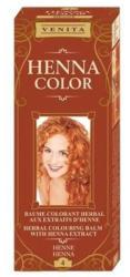 Henna Color 4 Henna Vörös Hajfesték 75ml