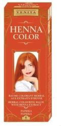 Henna Color 5 Paprika Vörös Hajfesték 75ml
