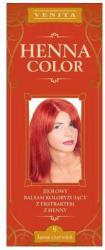 Henna Color 9 Világos Piros Hajfesték 75ml
