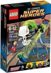 LEGO DC Comics Super Heroes - Brainiac támadása (76040)