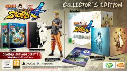 Namco Bandai Naruto Shippuden Ultimate Ninja Storm 4 [Collector's Edition] (PS4)