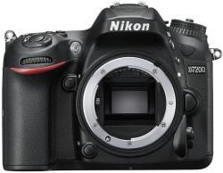 Nikon D7200 Body (VBA450AE)