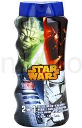 EP Line Star Wars Sampon És Fürdőhab 475ml