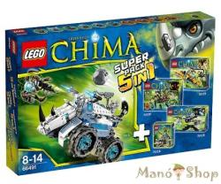 LEGO Chima - Super Pack 5in1 (66491)