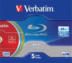 Verbatim BluRay BD-R 25GB 6x (BRV-6V5L)