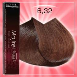 L'Oréal Majirel 6.32 Hajfesték 50ml