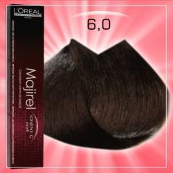 L'Oréal Majirel 6.0 Hajfesték 50ml