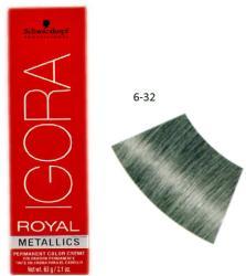 Schwarzkopf Igora Royal 6-32 Hajfesték Metál 60ml