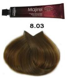 L'Oréal Majirel 8.03 Hajfesték 50ml