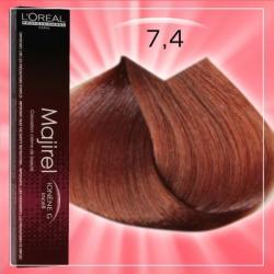 L'Oréal Majirel 7.4 Hajfesték 50ml