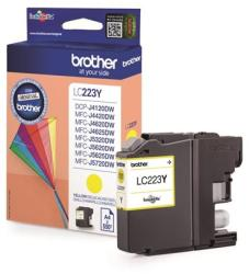 Brother LC223Y Yellow