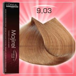 L'Oréal Majirel 9.03 Hajfesték 50ml
