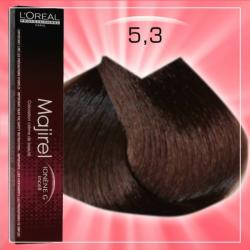 L'Oréal Majirel 5.3 Hajfesték 50ml