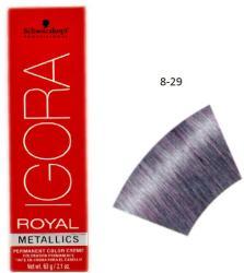 Schwarzkopf Igora Royal 8-29 Hajfesték Metál 60ml