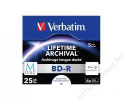 Verbatim BluRay BD-R 25GB 6x (BRV-4AR1N)