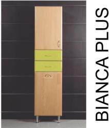 Vertex Bianca Plus 45 Magas 1 Ajtó 2 Fiók Szennyestartóval