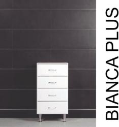 Vertex Bianca Plus 45 Alacsony 4 Fiókkal