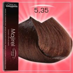 L'Oréal Majirel 5.35 Hajfesték 50ml