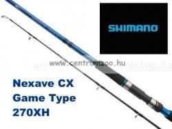 Shimano Nexave CX Spinning 270 M - 2 PCS (SNEXCX27M)