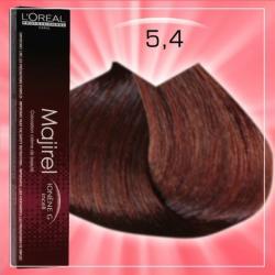 L'Oréal Majirel 5.4 Hajfesték 50ml