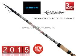 Shimano Catana BX Telematch 39F 3,90M (CATBXTEMTH39F)