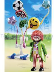 Playmobil Smileyworld Lufifújó Bohóc (5546)