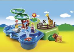 Playmobil Locsipocsi Hordozható Állatkertem (6792)