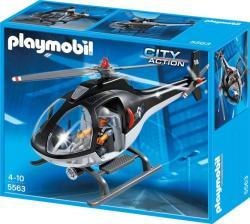 Playmobil TEK Helikopter (5563)