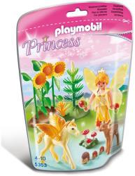 Playmobil Napvirág És Piarkadat (5353)