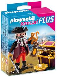 Playmobil Szürke szakáll és kincsei (4783)