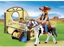 Playmobil Rodeó versenyló karámmal (5516)
