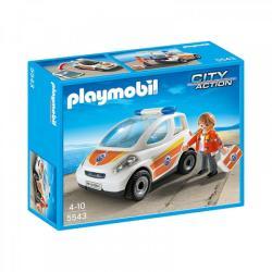 Playmobil Expressz mentőjármű (5543)
