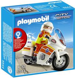 Playmobil Motoros mentőorvos (5544)