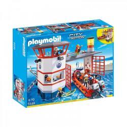 Playmobil Kikötői Rendészet (5539)