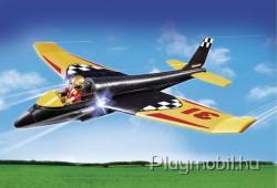 Playmobil Elhajítható siklórepülő - Fekete sas (5219)