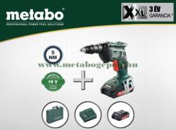 Metabo SE 18 LTX 6000