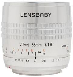 Lensbaby Velvet 56mm f/1.6 SE (Nikon)